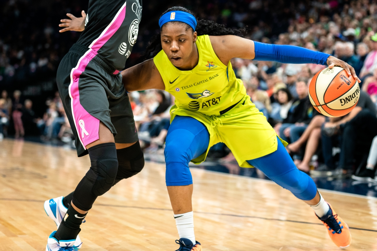 2020 WNBA Season Preview: Dallas Wings