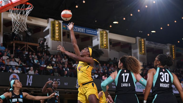 2020 WNBA Season Preview: Indiana Fever