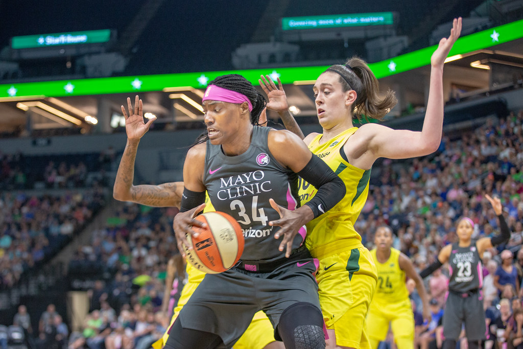 WNBA Awards So Far: MVP, Rookie of the Year and more