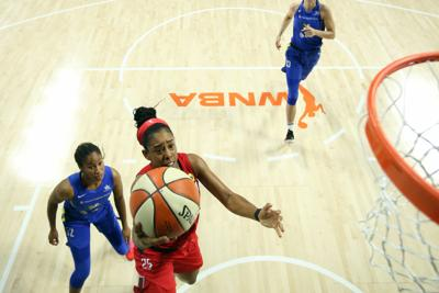 Looking Forward: The Atlanta Dream's Forwards