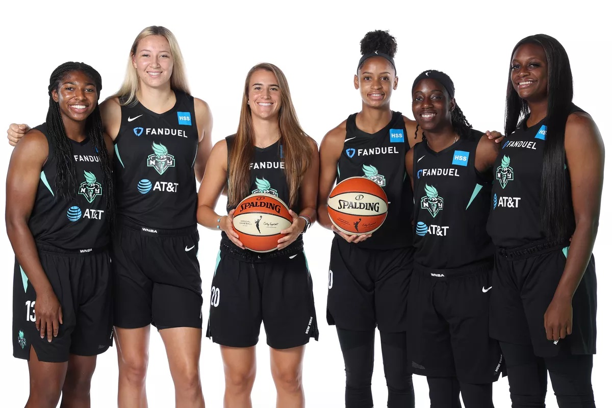 Looking Forward: The New York Liberty's Coming Roster Crunch