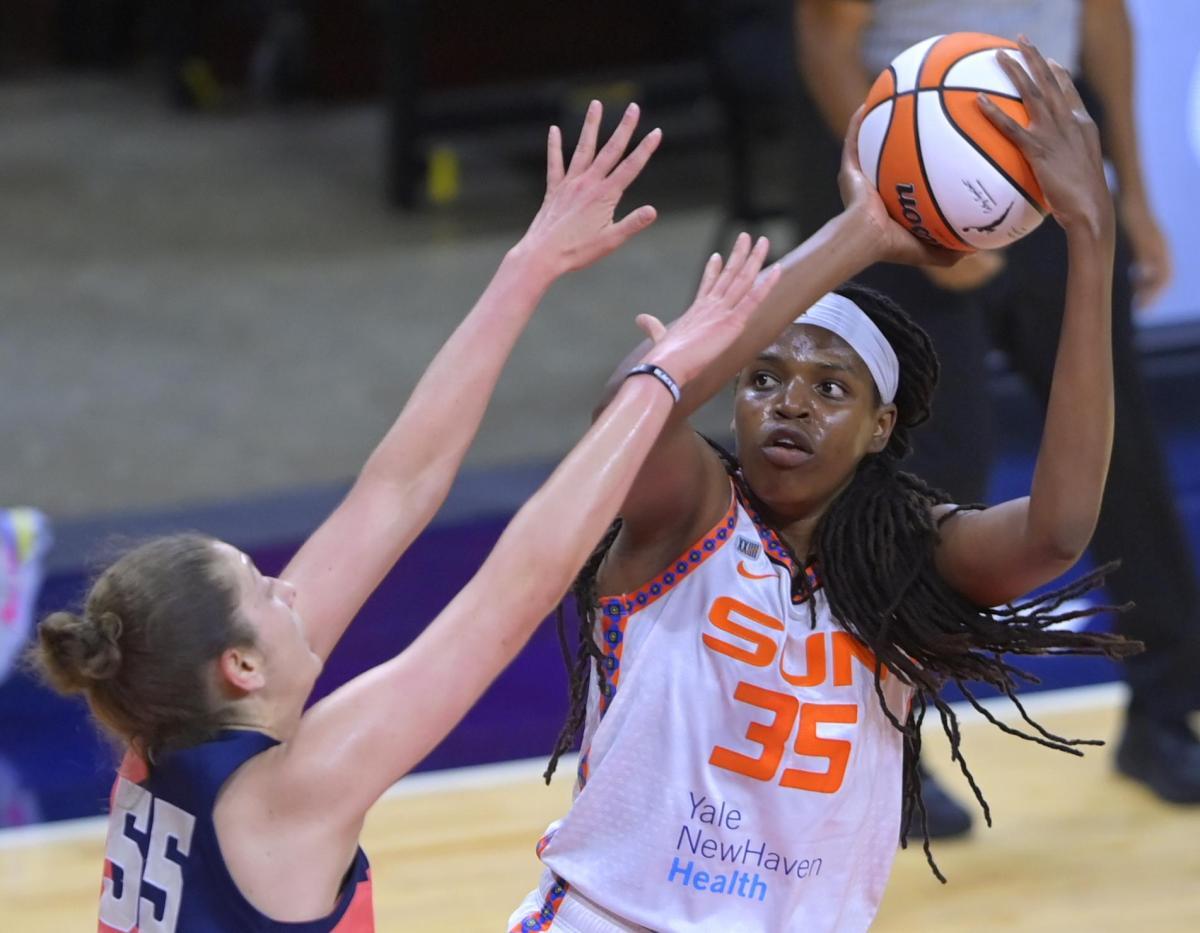2021 WNBA SeasonAwards