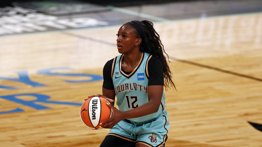 Checking in on the 2021 WNBA DraftClass